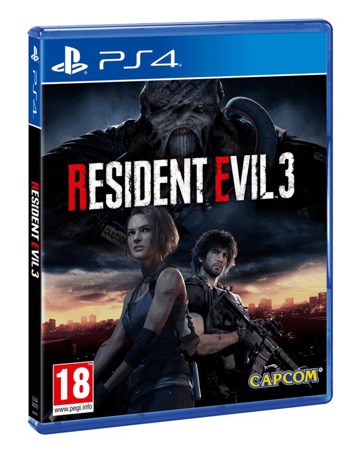 Resident Evil 3 Remake (PS4) für 32,97€ (Shopto)