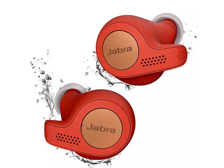 Jabra Elite Active 65t True Wireless in rot für 77,01€