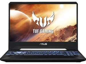 """[Saturn] ASUS TUF Gaming Laptop FX505DT, 15.3"""" IPS, R5 3550H, 8 GB RAM, 512 GB SSD, GTX 1650 with ROG Boost, Stealth Black"""