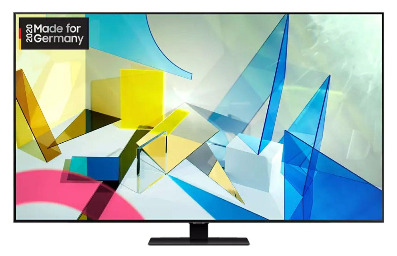 Samsung GQ65Q80 QLED TV 65 Zoll (-200 € mit Cashback) HDMI 2.1