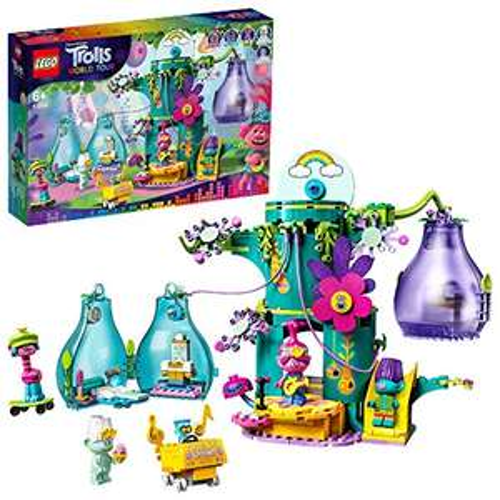 LEGO Trolls - Party in Pop City (41255) für 34,99€ (Amazon & Smythstoys)