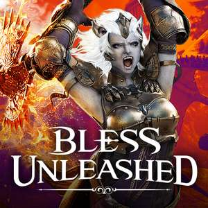 Bless Unleashed - Closed Beta (PS4)