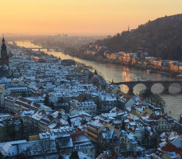 Heidelberg: Doppelzimmer im Premier Inn für 29€ pro Nacht (Dez-Jan)