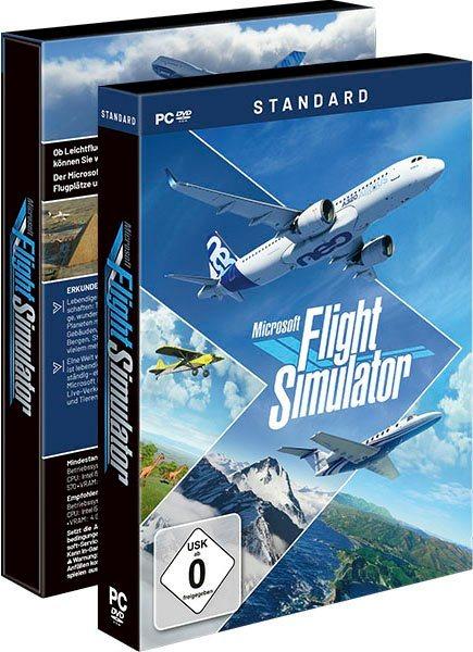 Microsoft Flight Simulator 2020 (Neukunde & Newsletter)