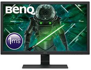 BenQ GL2780 68,5 cm (27 Zoll) Gaming Monitor (Full HD, 1 ms, HDMI, DVI) [Amazon]