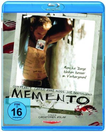 [Heidelberg MM] Memento (Blu-ray) für 5,99€