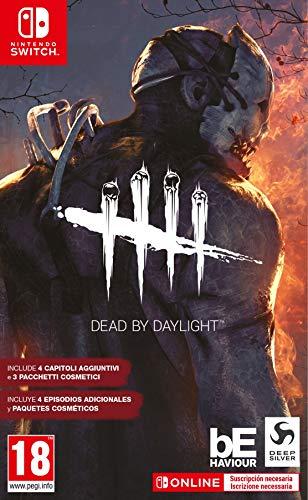 Dead by Daylight Definitive Edition (Switch) für 21,55€ (Amazon IT)