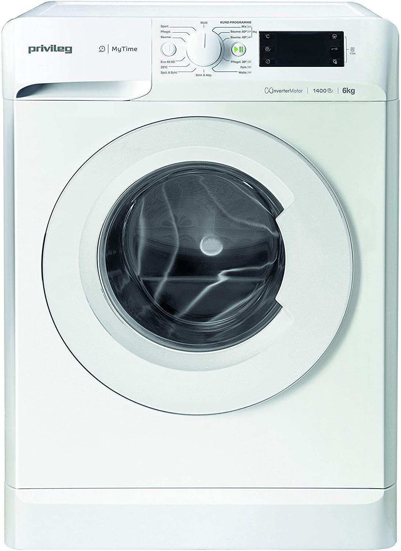 Privileg PWF MT 61483 Waschmaschine Frontlader/A+++/ 1351 UpM/ 6 kg [Amazon]