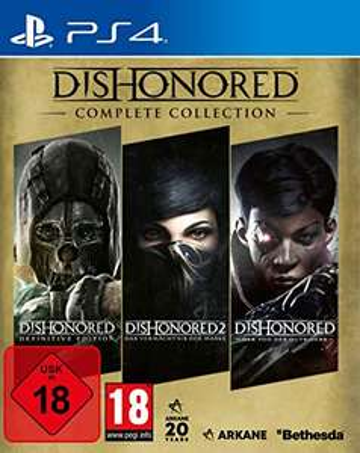 Dishonored - Complete Edition (PS4) für 25,99€ (Amazon)