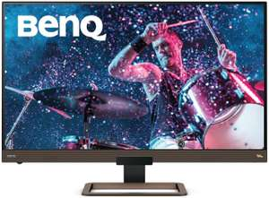 BenQ LED Display EW3280U (3840x2160, 81,28cm, 32Zoll, IPS-Panel, 60Hz, 2xHDMI) Metallic Braun/Schwarz [Amazon]