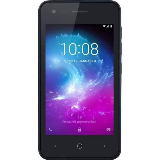 ZTE Blade L130 8 GB Schwarz Dual SIM