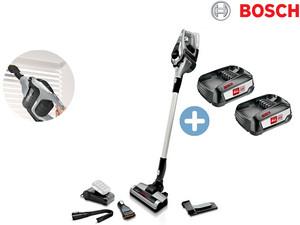 Bosch Akkustaubsauger BCS1ULTD inkl. 2 Akkus