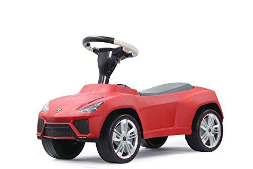 Jamara - Rutscher Lamborghini Urus, Kippschutz, Flüsterreifen, echte Scheinwerferattrappen für 33,75€ (Amazon)