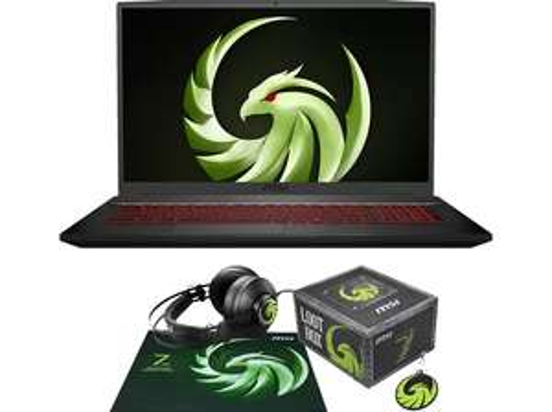 [MM] MSI Bravo 17 Gaming Notebook 17,3 Zoll Display 120Hz, Ryzen 7 4800H Prozessor, 16 GB RAM, 256 GB SSD, 1 TB HDD, Radeon RX 5500M