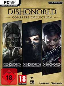 Dishonored - Complete Collection [Windows]