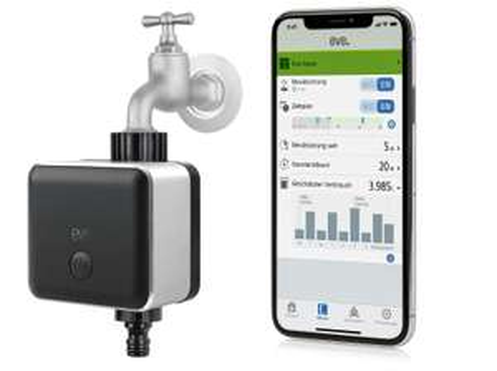[Amazon] Eve Aqua - Smarte HomeKit Bewässerungssteuerung