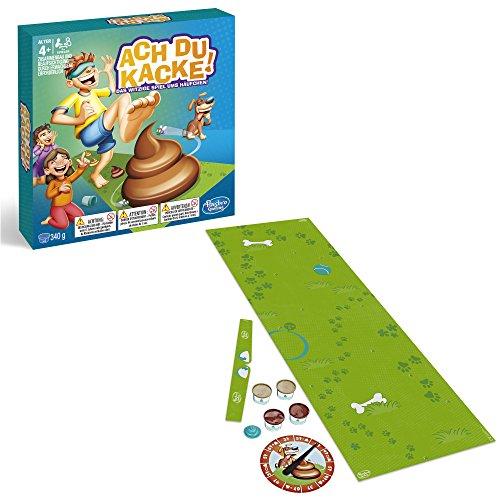 Hasbro Gaming - Ach du Kacke Kinderspiel für 13,47€ (Amazon Prime & Media Markt Abholung)