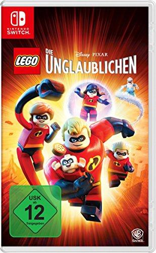 LEGO Die Unglaublichen (Switch) für 13,08€ (Amazon Prime)