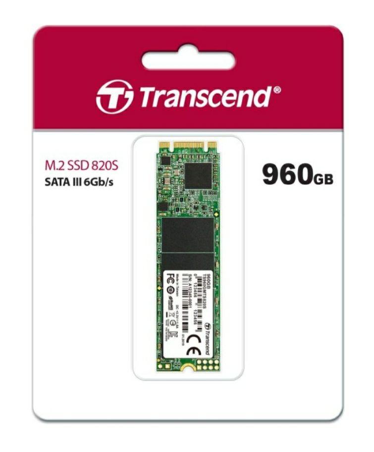 Transcend SSD 960GB SATA III 6Gb/s