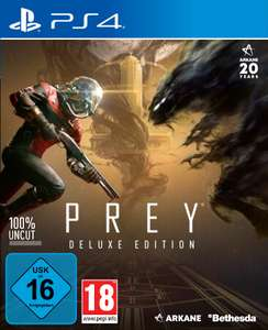 Prey: Deluxe Edition (PC & PS4) 18,52€ (Expert / Abholung)