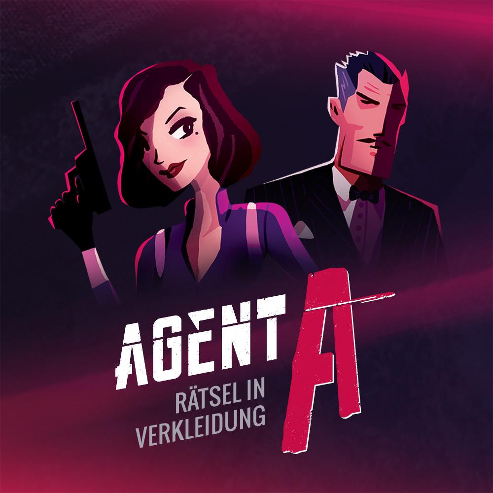 Agent A: Rätsel in Verkleidung (Switch) für 1,99€ oder für 1,38€ AUS (eShop)