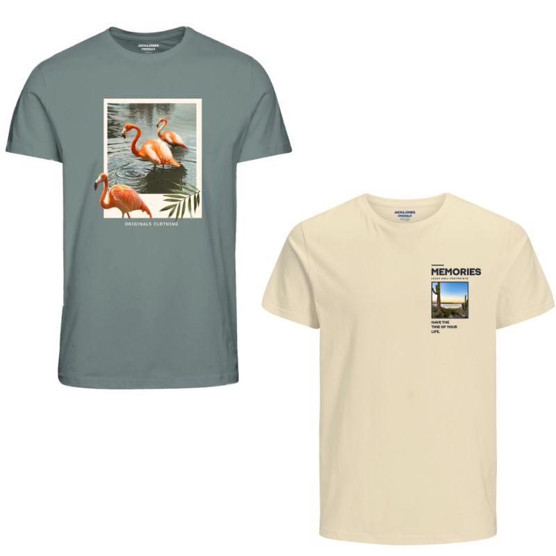 T-Shirt Party mit 20% extra Rabatt auf bereits reduzierte T-Shirts für Sie & Ihn (MBW: 25€)