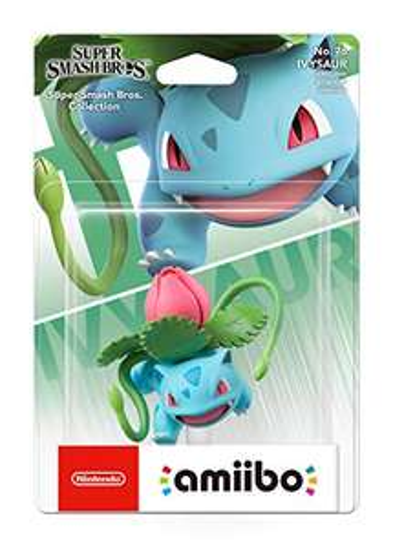 Nintendo amiibo (Super Smash Bros. Collection) Bisaknosp für 7€ (Amazon Prime)