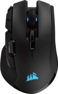 Corsair Ironclaw Wireless RGB, Wiederaufladbare Optisch Gaming Maus mit Slipstream Technologie [Amazon & Mediamarkt & Saturn]