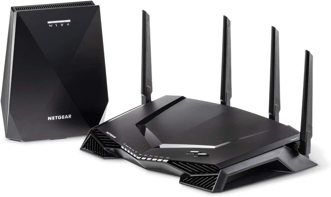 Netgear Nighthawk XRM570-100EUS Pro Gaming WLAN Router & Mesh WLAN Repeater [Amazon]