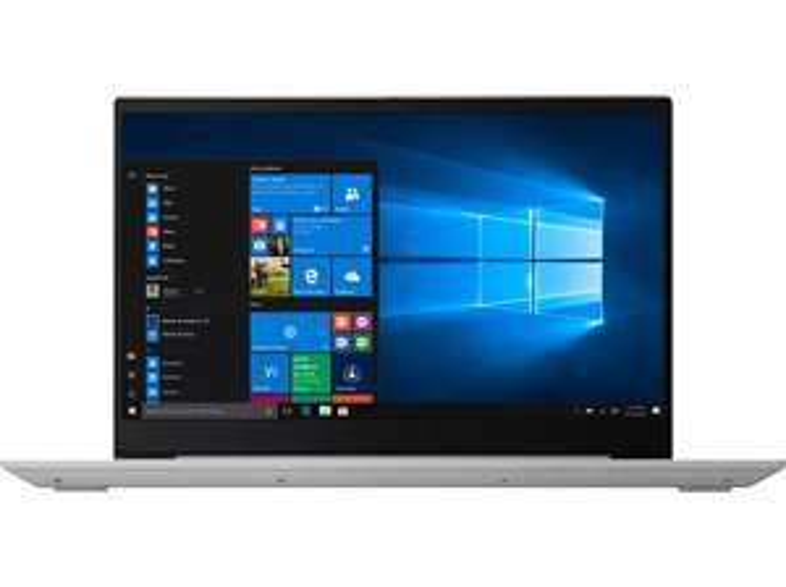 LENOVO IdeaPad S340, Notebook mit 15,6 Zoll Display, Core i7 Prozessor, 8 GB RAM, 512 GB SSD, GeForce MX230, Platingrau