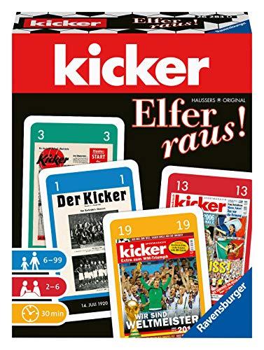 kicker Elfer raus! für 6,61€ (Amazon Prime & Media Markt)