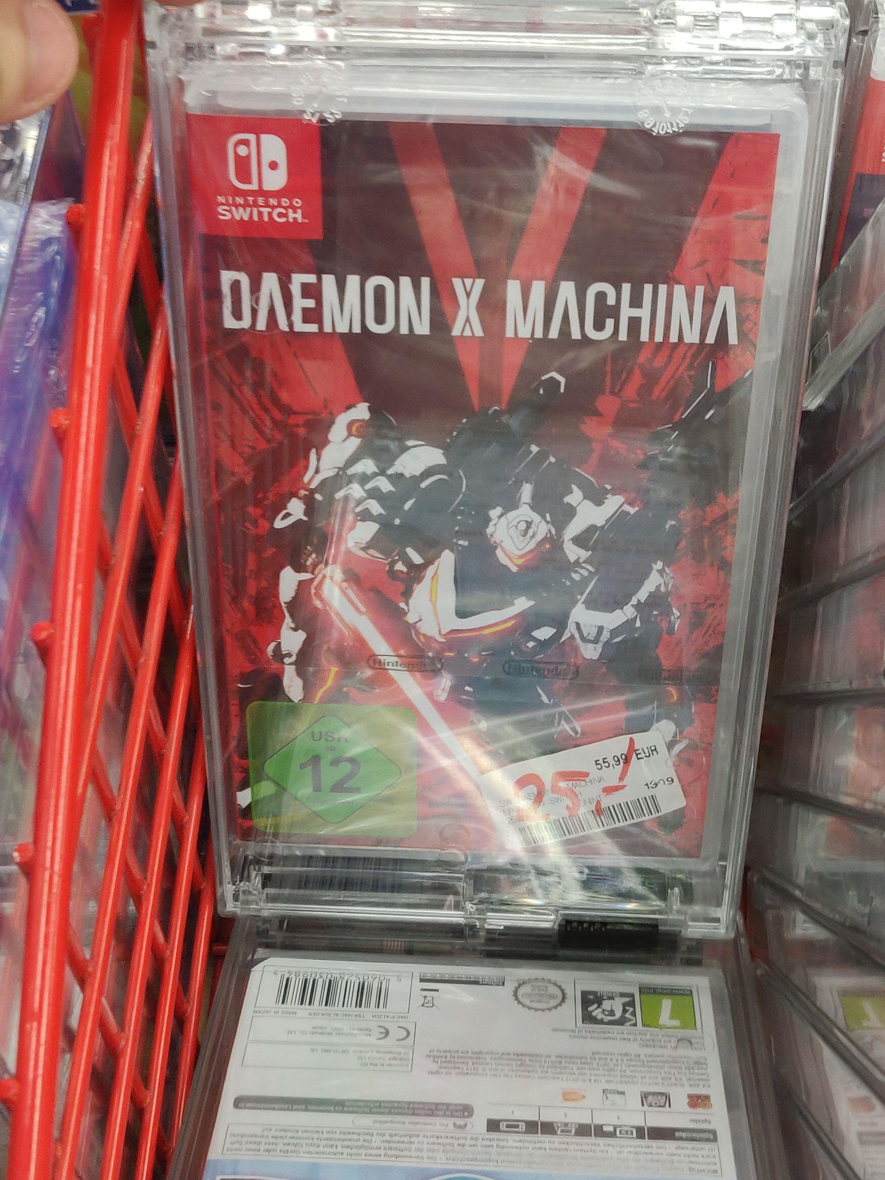 [Lokal Stuttgart] Deamon X Machina - Nintendo Switch