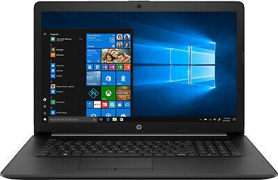 """[Saturn/ebay] HP 17-ca1320ng Laptop, 17.3"""", FHD IPS, 300cd/m², 100% sRGB, R5 3500U, 16GB RAM, 256GB M.2 SSD, Win 10, DVD+/-RW DL"""