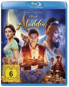 Aladdin (Blu-ray) für 8,75€ (Amazon Prime & Dodax)