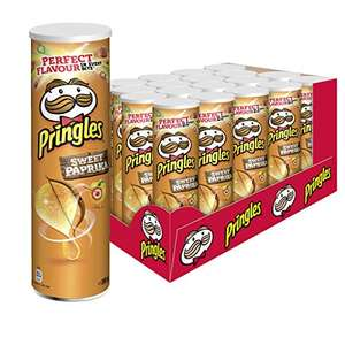 Pringles Sweet Paprika 19x für 17,82 Amazon Prime