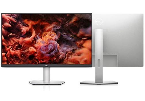"""Dell S2721DS Monitor (27"""", WQHD, IPS, 2560x1440, AMD FreeSync, 350 cd/m², HDMI, DP, VESA, Pivot)"""