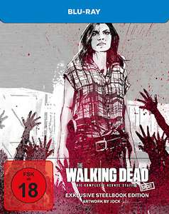 The Walking Dead Staffel 9 Blu-ray Steelbook