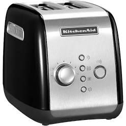 Kitchenaid 5KMT221 Toaster in schwarz