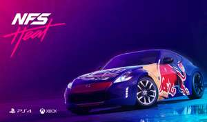 [PS4] Need for Speed™ Heat - Red Bull Nissan 370Z DLC