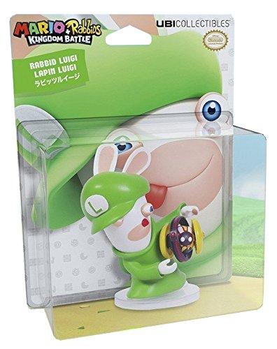 Mario & Rabbids Kingdom Battle - Figur Rabbid Luigi (8 cm) für 5,06€ (Amazon Prime & GameStop Abholung)