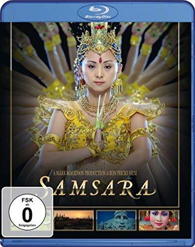 Samsara (Blu-ray) für 8,59€ (Amazon Prime)