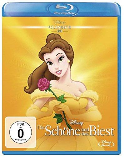 Die Schöne und das Biest & Cap und Capper (Disney Classics Collection Blu-ray) für je 5,99€ (Amazon Prime)