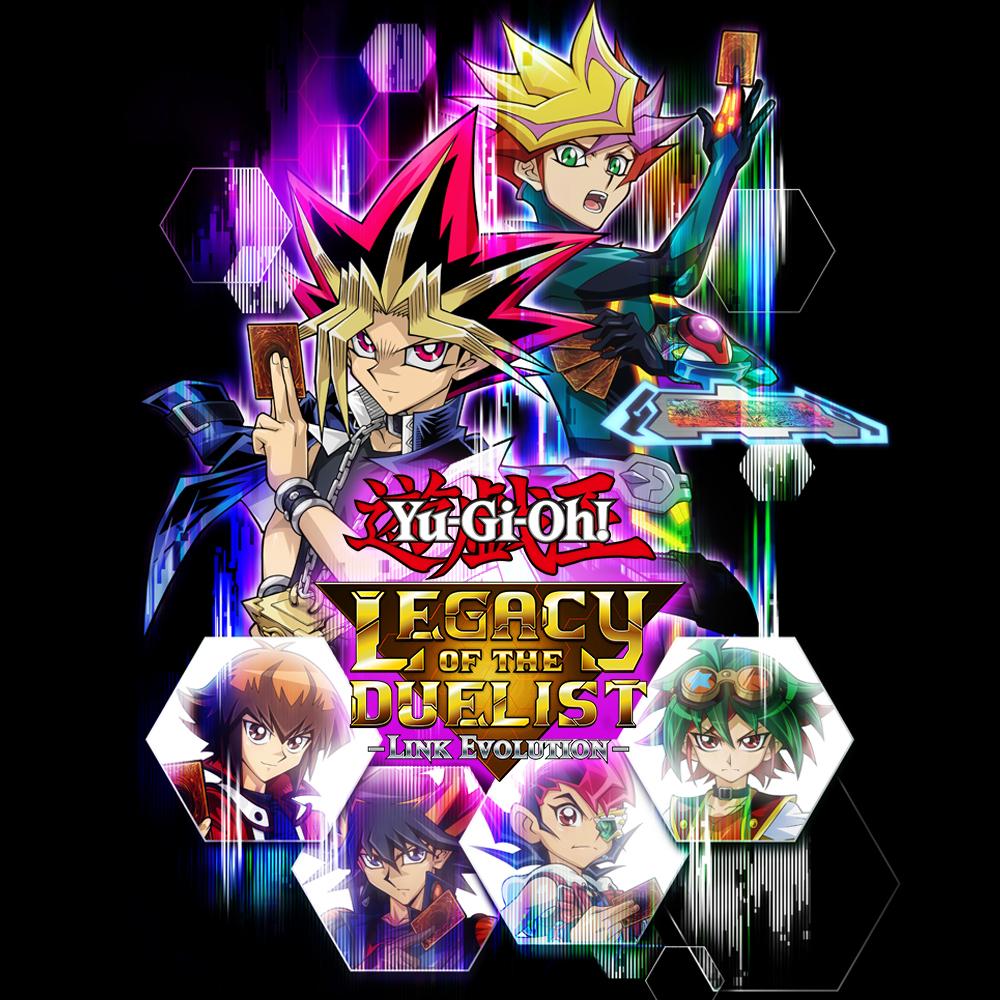 Yu-Gi-Oh! Legacy Of The Duelist für Nintendo Switch digitaler Download zum halben Preis