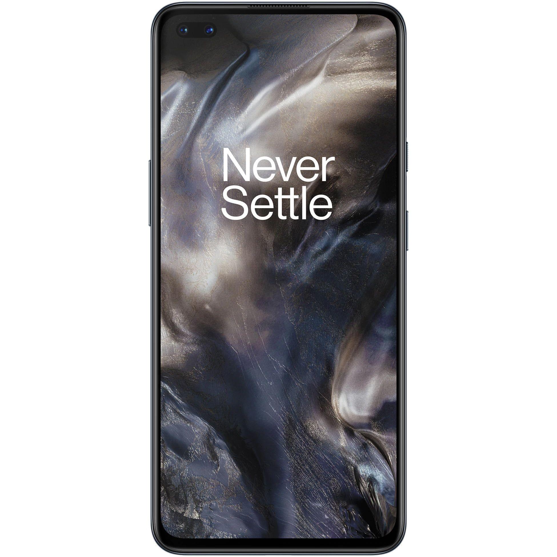 "OnePlus Nord 128/8GB (6.44"" 90Hz Amoled, Snapdragon 765G, 4115mAh Akku, NFC: Google Pay, 30W Laden, 5G)"