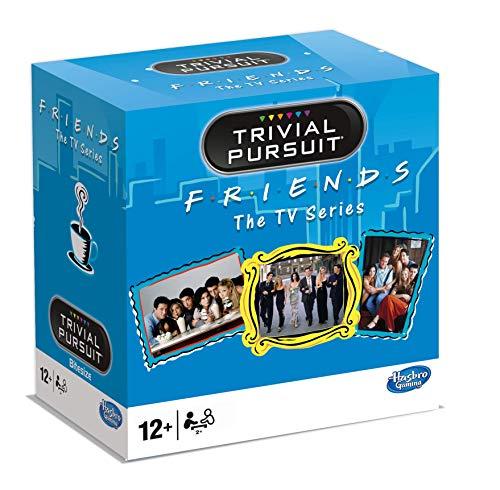 Trivial Pursuit Friends Serie, Ratespiel, Gesellschaftsspiel für 13,70€ (Amazon Prime)