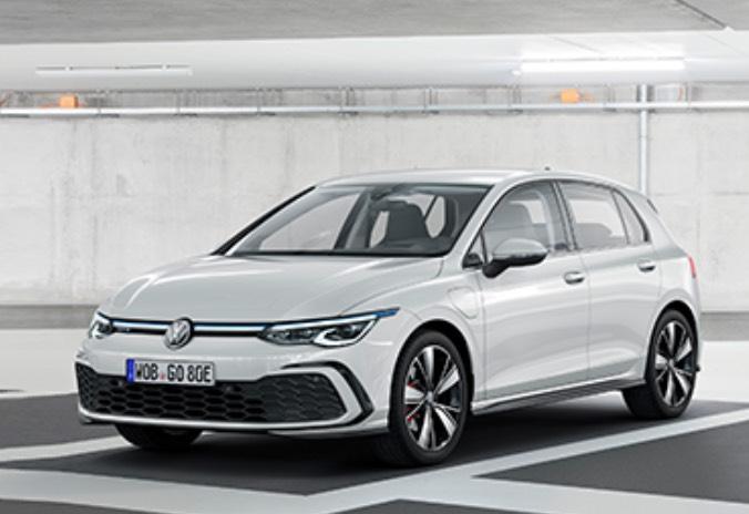 Privat Leasing: Golf GTE Hybrid 129€ 24 Mon. 10.000 km (BAFA)