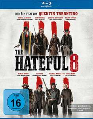 The Hateful 8 (Blu-ray) für 5,29€ (Amazon Prime)