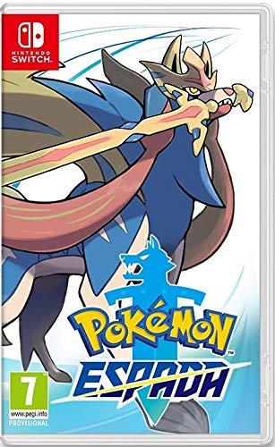 Pokémon: Schwert (Switch) für 40,43€ (Amazon.es)