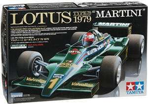 Tamiya - Lotus Typ 79 Martini 1979, Bausatz 1:20 für 24,87€ (Saturn)