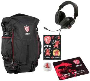 "MSI Gaming Xmas Pack (15.60"")"